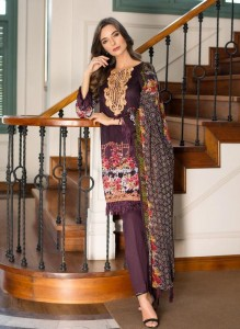 MONSOON KARACHI COTTON DRESS MATERIAL CATALOGUE KARACHI SUITS