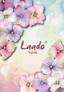 LAADO VOL 46 WHOLESALE LOW RANGE COTTON DRESS MATERIAL COTTON DRESS MATERIALS