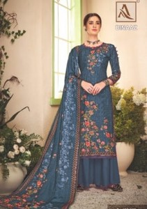 ALOK DINAAZ PASHMINA SUITS WHOLESALER PASHMINA SUITS