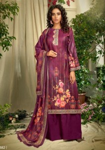 BIPSON SHAHIDA PASHMINA WINTER SUITS PASHMINA SUITS
