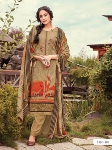 ALOK SUIT ELEEZA PASHMINA SUITS MANUFACTURER PASHMINA SUITS
