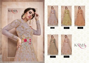 KARMA TRENDZ ANARKALI 16023 SERIES ANARKALI SUITS