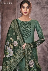 JINAAM MAHIRA PASHMINA SUITS WHOLESALER PASHMINA SUITS