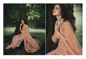 SUDRITI TWISHA PASHMINA SUITS MANUFACTURER PASHMINA SUITS