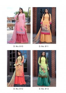 BIPSON JASSI PASHMINA SUITS BY VASTRA MODA PASHMINA SUITS
