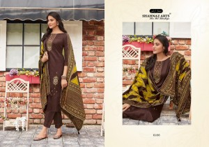 SHAHNAZ ARTS PANIHARI VOL 6 COTTON PRINTED SALWAR KAMEEZ WHOLSALER