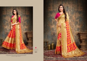RONISHA BUZZ CLASSIC AND TRENDY LOOK SAREE CATALOG