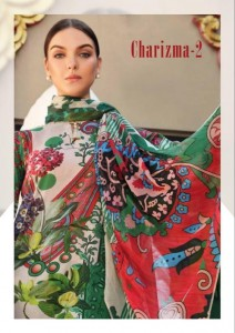DEEPSY SUITS CHARIZMA 2 COTTON PRINTED KARACHI SUITS COLLECTION