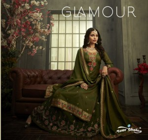 YOUR CHOICE GLAMOUR SILK REGAL LOOK SKIRT CONCEPT CATALOG