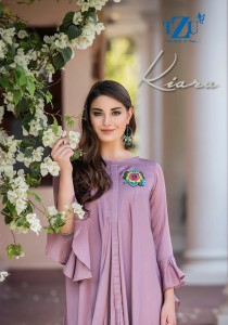 TZU KIARA SILK NEW AND MODERN STYLE GOWN CATALOGUE