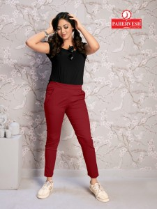 PAHERVESH NEPTUNE CLASSY CATCHY LOOK BOTTOM WEAR IN WHOLESALE PRICES