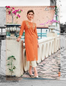 100 MILES GIZA FANCY COTTON KURTIES AT WHOLESALE PRICES