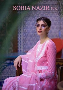 DEEPSY SUITS PRESENTS SOBIA NAZIR NX PAKISTANI DRESS MATERIAL WHOLESALER