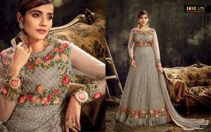 HOTLADY PRESENTS SAREENA HEAVY GEORGETTE WEADDING WEAR STYLISH LEHENGAS WHOLESALE CATALOGUE