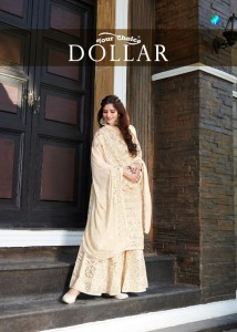 YOUR CHOICE LAUNCHED DOLLAR GEORGETTE FANCY DESIGNER SALWAR SUITS WHOLESALE CATALOGUE