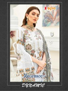 FEPIC ROSEMEEN DYNAMIC C-1068-1068 D SERIES GEORGETTE ATTRECTIVELOOK SALWAR SUIT WHOLESALE CATALOGUE