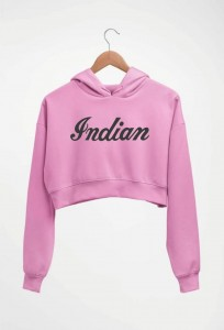 CROP TOP HOODIE COTTON BEAUTIFUL COLLECTION AT WHOLESALE RATE
