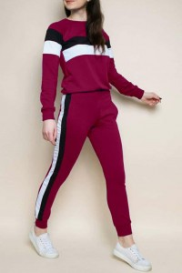 TEXTILE EXPO PERU FULL DISCO STYLISH COTTON TRACK SUITS COLLECTION