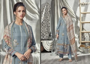 SARG NAYAB COTTON SATIN DIGITAL PRINT HEAVY EXCLUSIVE SALWAR KAMEEZ AT WHOLESALE PRICE