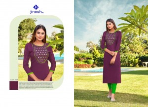 JINESH NX ANGOORI VOL 1 RAYON WITH SEQUENCE EMBROIDERY HANDWORK KURTIS WHOLESALE CATALOGUE
