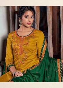 TRIPLE AAA KALASH VOL 3 JAM SILK ATTRECTIVE EMBROIDERY WORK SALWAR SUITS WHOLESALE CATALOGUE