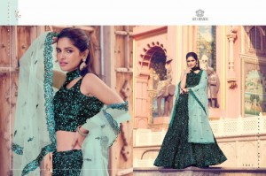 ARYA DESIGNS KHWAAB VOL 1 IMPORTED LEHENGA CHOLI CATALOGUE AT WHOLESALE RATE