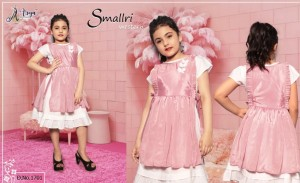 ADM SMALLRI WESTERN RAYON FANCY DRESS KIDS COLLECTION CATALOGUE AT WHOLESALE RATE