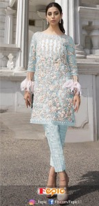FEPIC ROSEMEEN D NO C 1036 COLOURS ORGANZA INNOVATIVE STYLE PAKISTANI SUIT COLOUR SET CATALOGUE AT WHOLESALE RATE