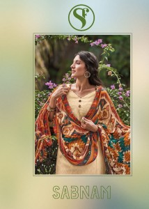 SWEETY FASHION SABNAM PURE COTTON PATIYALA STYLE READY MADE SALWAR SUITS CATALOGUE