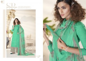 AZARA THE MASK PURE LAWN COTTON PRINT WITH EXCLUSIVE FANCY CODING WORK SALWAR SUITS CATALOGUE