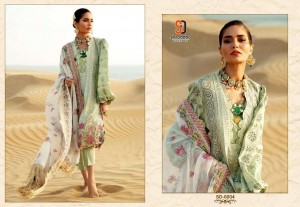 SHRADDHA DESIGNER CHARIZMA VOL 6 PURE CAMBRIC COTTON WITH CHICKEN HEAVY EMBROIDERY WORK PAKISTANI STYLE SALWAR KAMEEZ CATALOGUE
