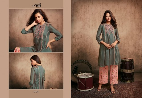 jansi-tanaaz-berry-silk-regal-look-short-kurti-with-printed-bottom-catalog-1.jpg