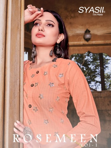 syasii-rosemeen-vol-1-viscose-decent-colours-kurti-with-pant-catalog-9.jpg
